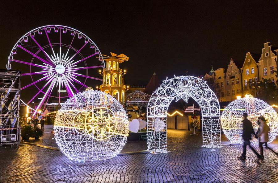 Crea Foto Di Natale.Crea La Magia Del Natale Nella Tua Citta Villaggio Di